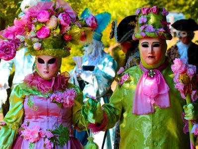 Parade at Giverny