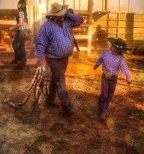 Yakama Indian Rodeo