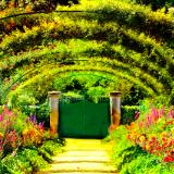 Giverny's Grand Arch