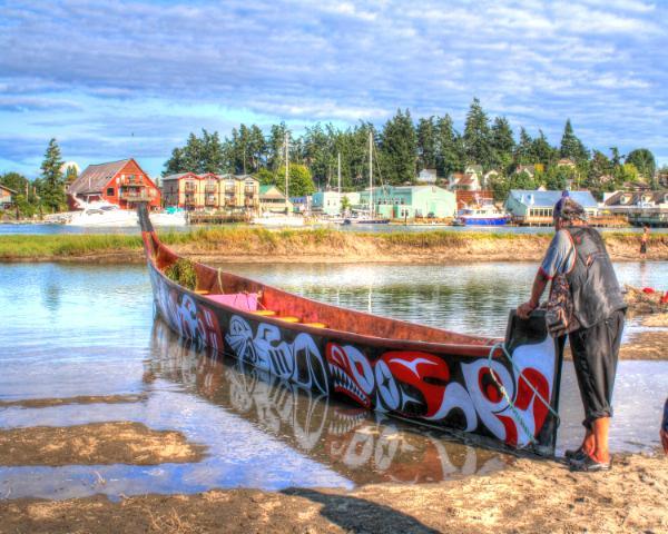Paddle In Swinomish